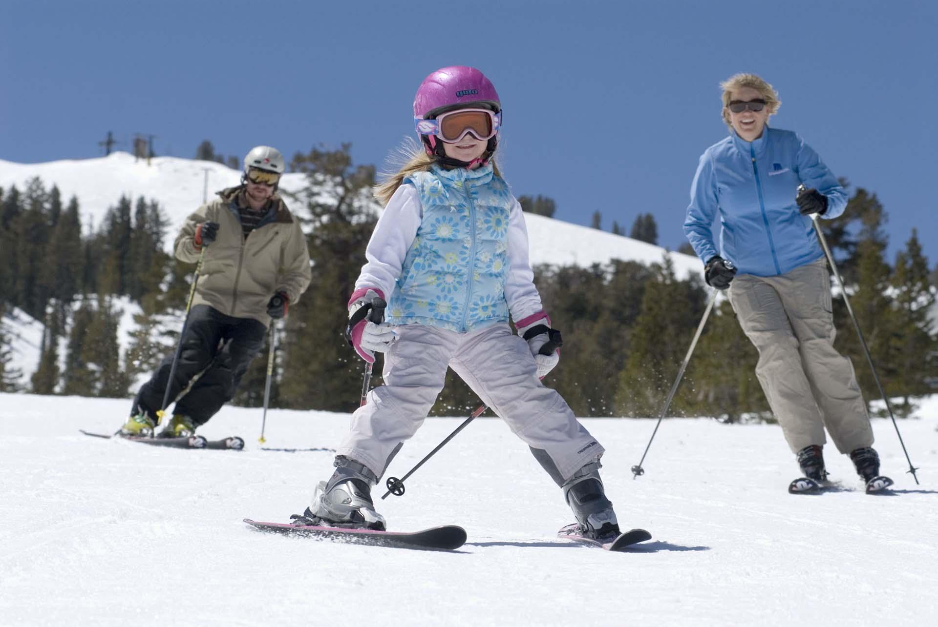 pratica de esqui no lee canyon snowboarding las vegas ski resort