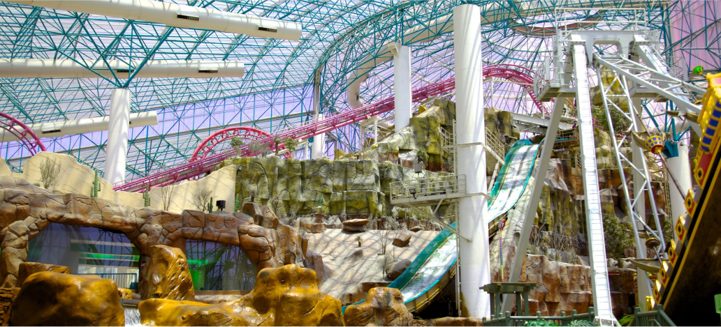 Circus Circus Adventuredome Theme Park las vegas hotel e casino
