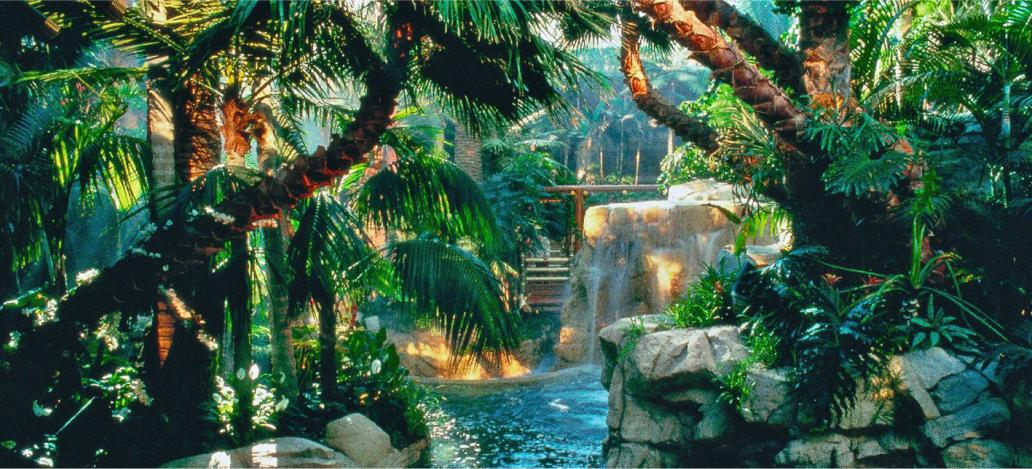Secret Garden, no Mirage hotel casino las vegas estados unidos