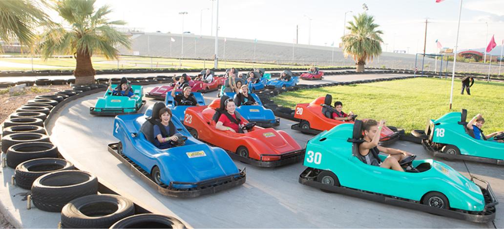 Las Vegas Mini Gran Prix Family atracoes turisticas em las vegas