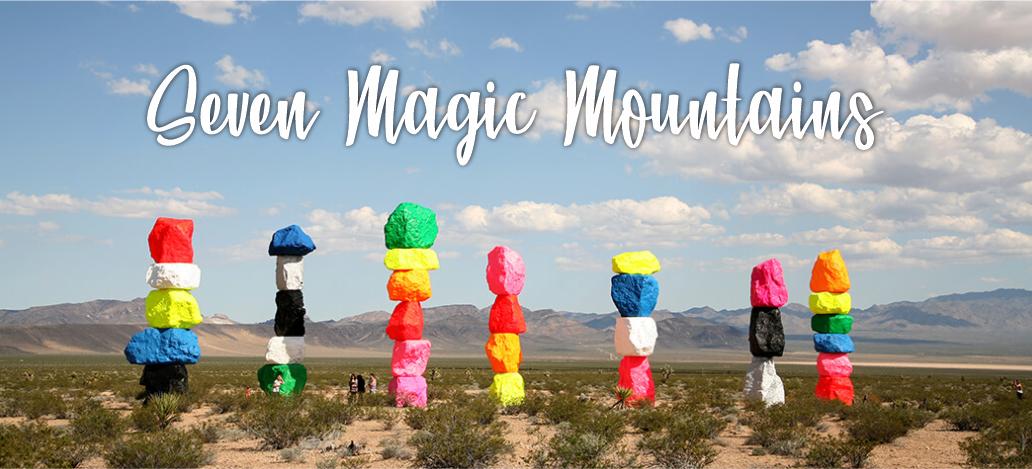 seven magic mountais cidade de las vegas lugares para visitar
