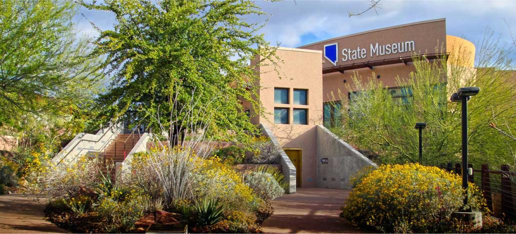 Nevada State Museum las vegas estados unidos