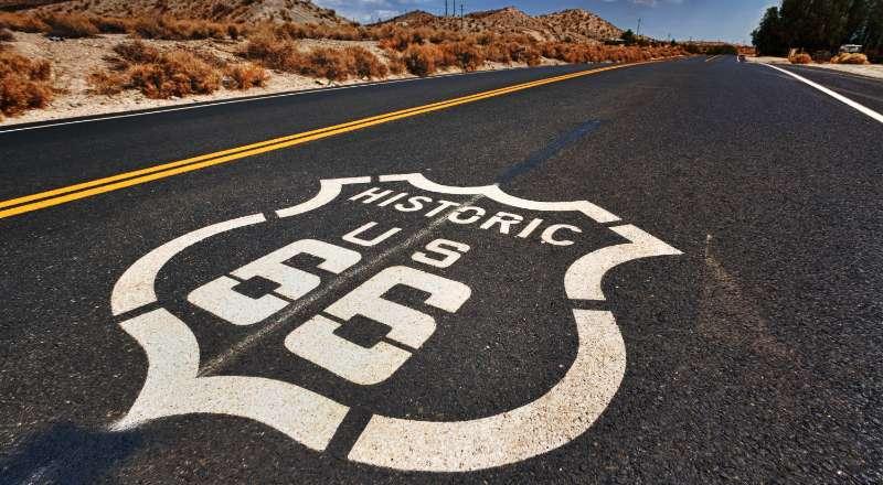 rota 66 visite a estrada mais famosa do mundo